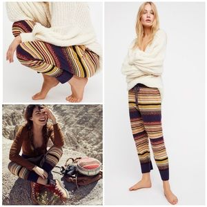 Free People All Mixed-Up Jogger